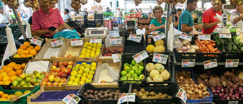 Graça Market, Azores