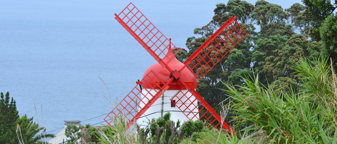 Windmill Azores