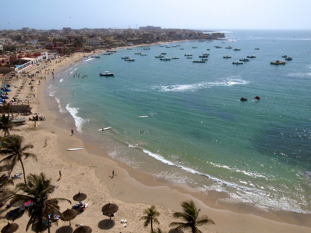 Baía de N´Gor Dakar