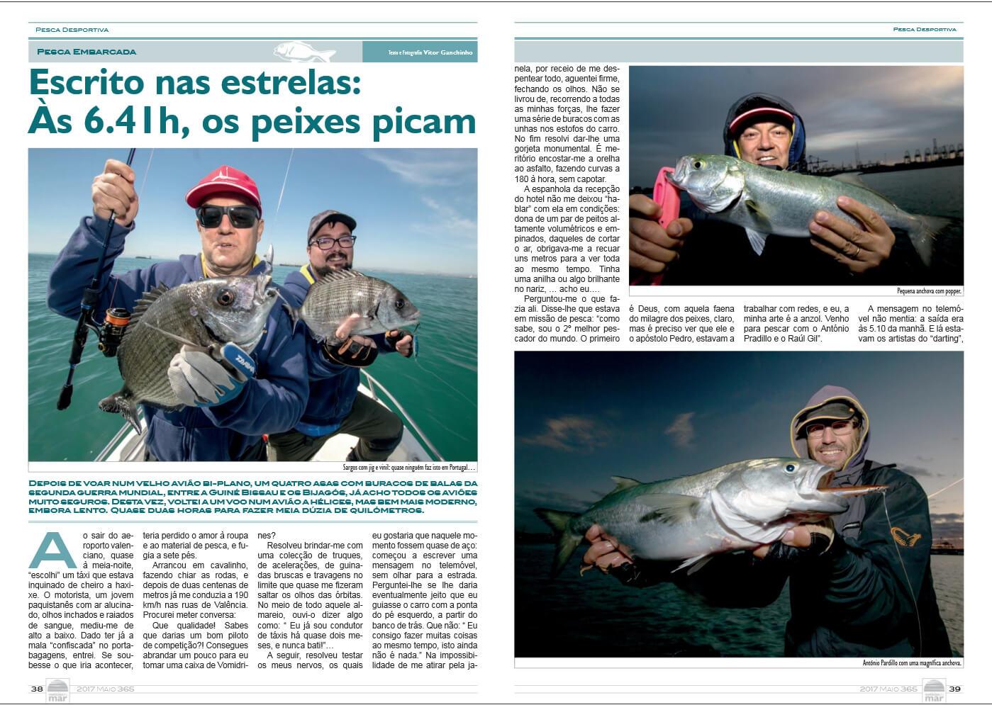Maio revista Notícias do mar