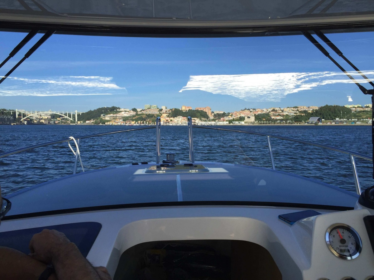 Excursions en bateau, Go Fishing II, Porto