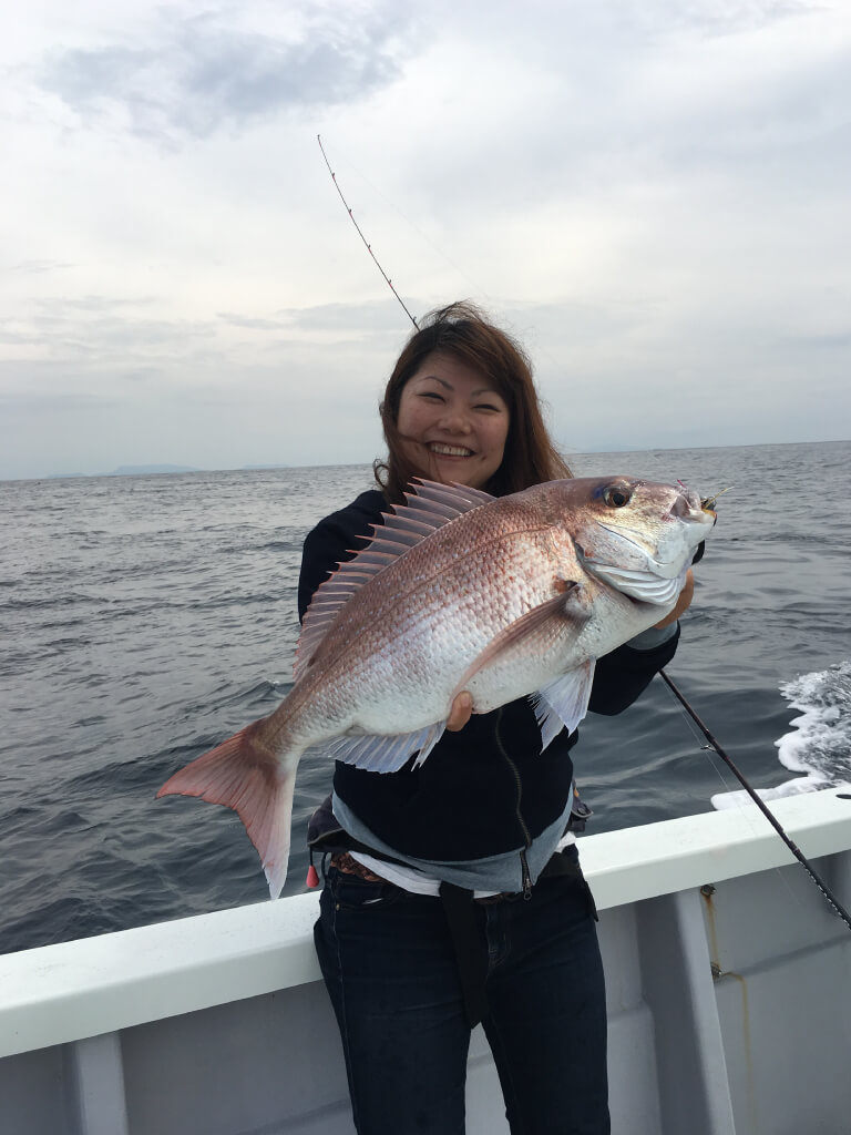 A Japanese friend of Go Fishing