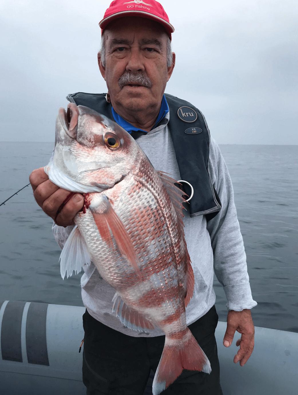 Pêche aux Snapper