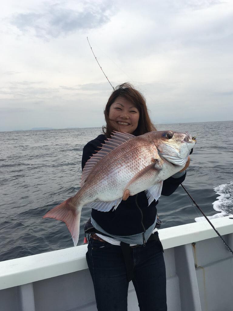 Un ami japonais de Go Fishing