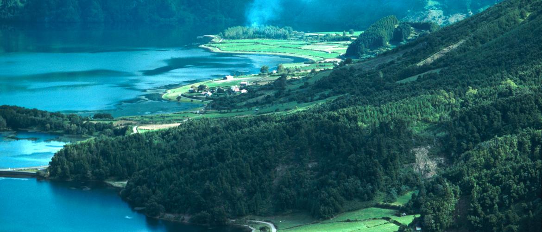 Lagoa das setes cidades, Açores