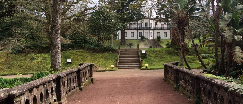 Jardim de Terra Nostra, Açores