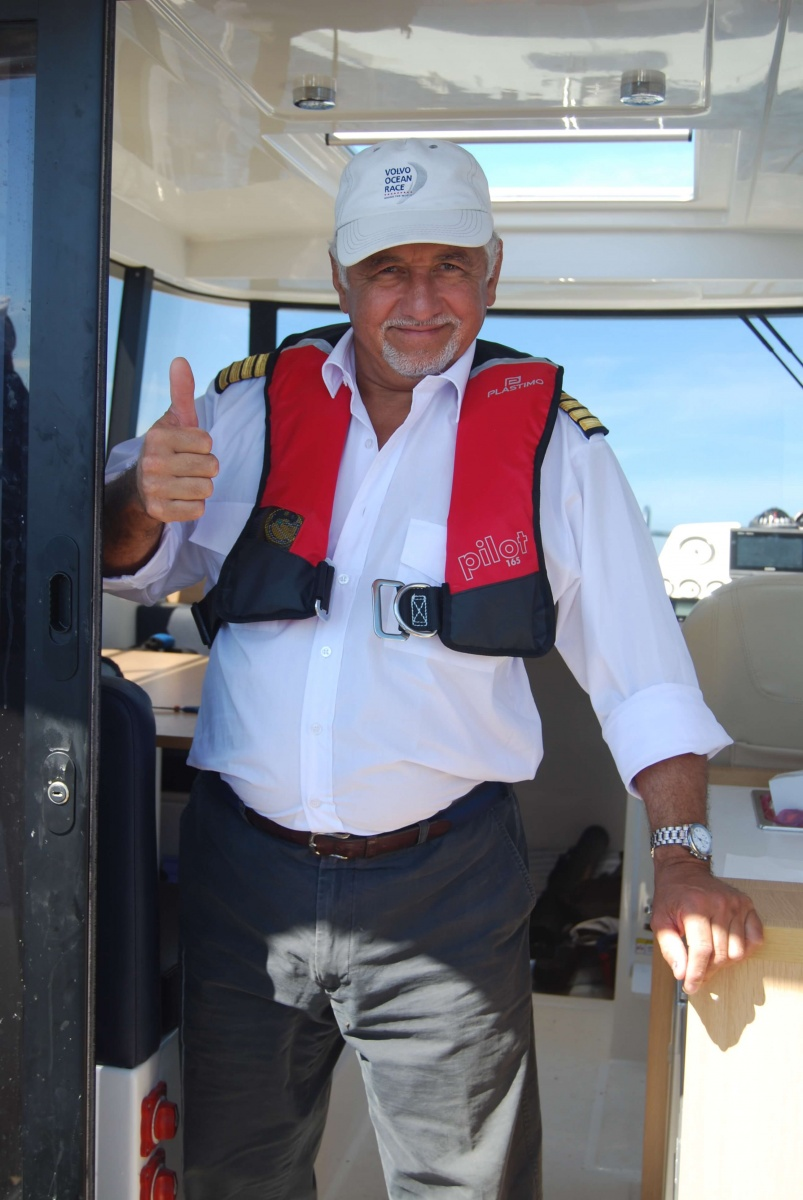Saída de pesca na embarcação Go Fishing III