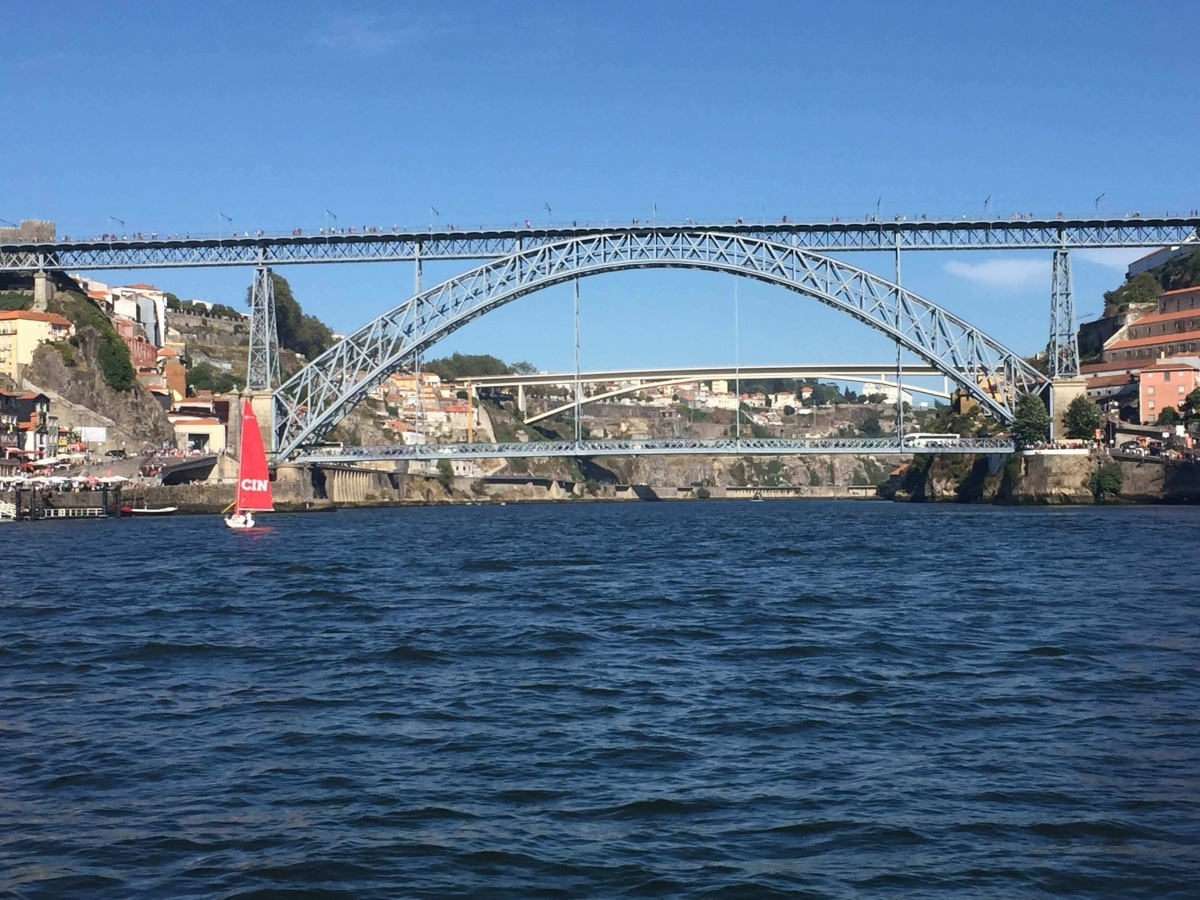Embarcação Go Fishing II, Porto