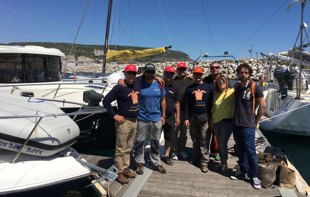 O canal Caça & Pesca, esteve connosco dois dias