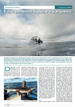 Outubro revista Notícias do mar