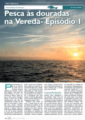 Janeiro revista Notícias do mar