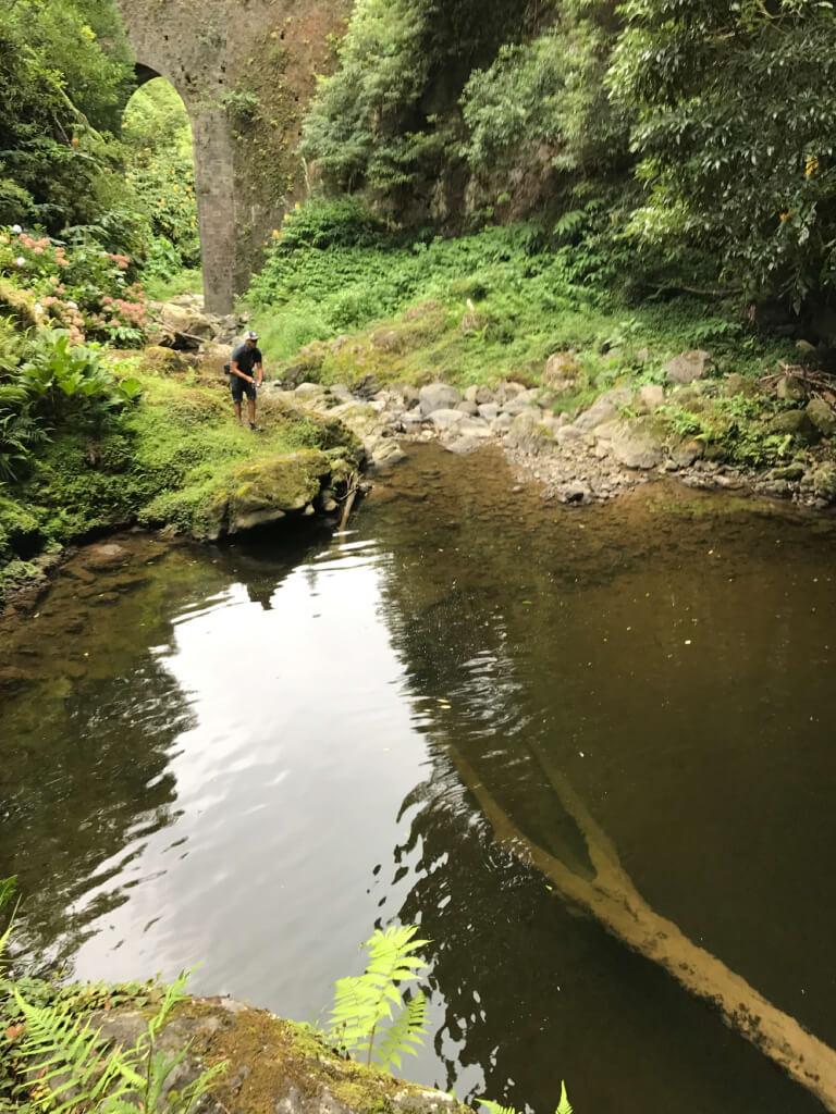 A Go Fishing a pescar nos Açores